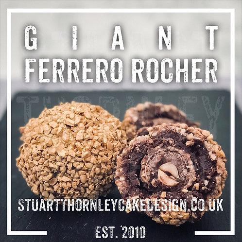 Giant Ferrero Rocher