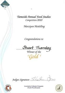 2010 Certificate 3