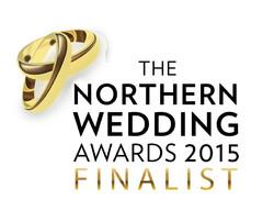 Finalist Logo - The Northern Wedding Awards 2015