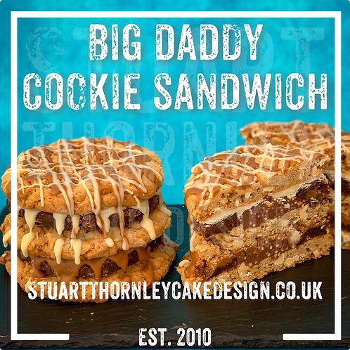 Big Daddy Cookie Sandwich