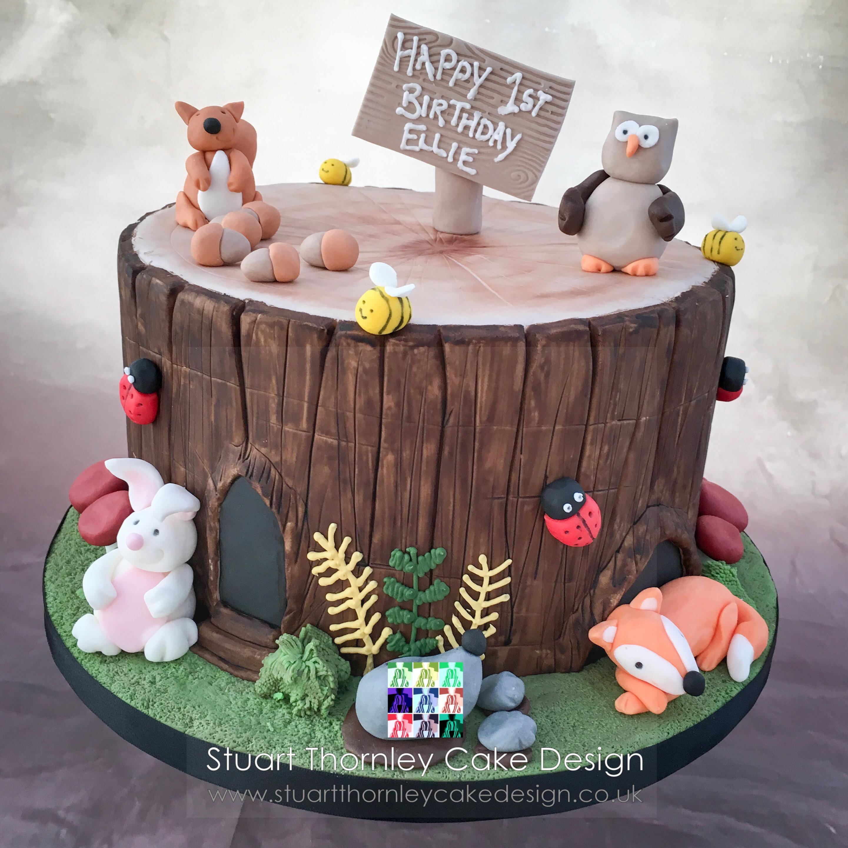 Stuart Thornley Cake Design