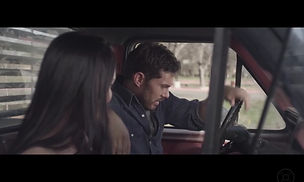 Actor Oryan Landa in the movie A Horse Tale