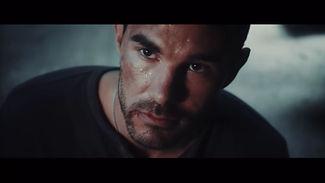 Actor Oryan Landa in the UT MFA Thesis film Hard Reset