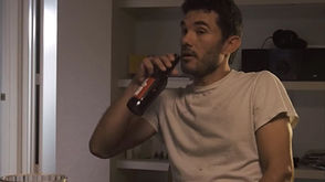 Oryan Landa in the short film The Last Supper