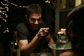 Oryan Landa in the Indie feature Trippin to the Altar