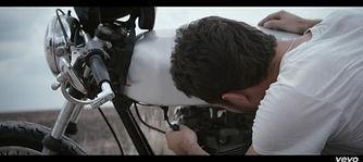 "Actor Oryan Landa in the ""My Church"" music video from Maren Morris"