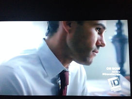 Actor Oryan Landa in Discovery ID's Grave Secrets