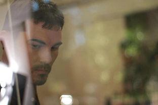 Actor Oryan Landa in the short film Butterfly