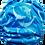 Thumbnail: Pañal Ecologico Delfines Azul