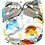 Thumbnail: Pañal Ecologico Ratoncitos Gris