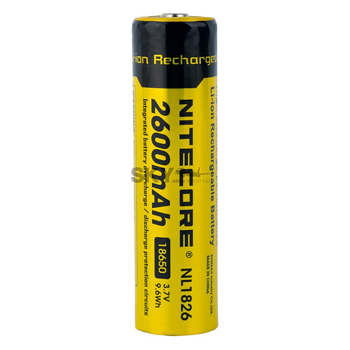 Batería Nitecore 2600