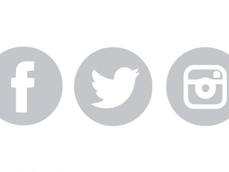 Segueix el dia a dia d'Octubre a través de les nostres xarxes socials
