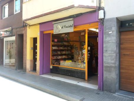 Últimes entrades a la llibreria el Faristol!