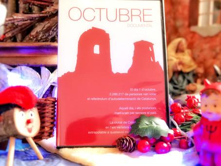 Aquestes Festes regala el DVD del Documental Octubre!