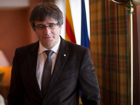 El president Puigdemont participarà a Octubre
