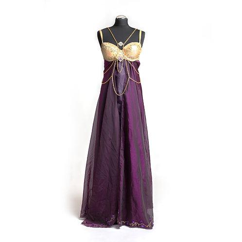 """Kleid """"Purple Salome"""""""