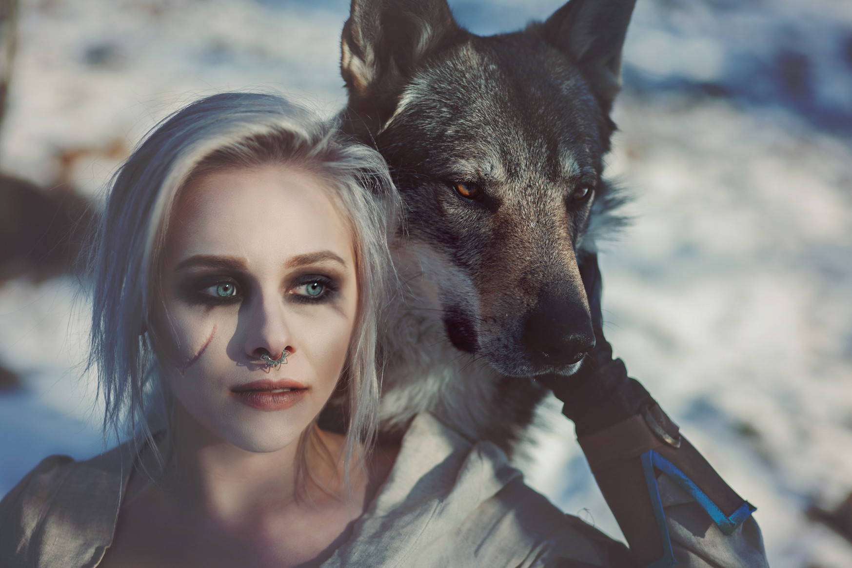 Wolfs-Shooting