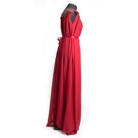 """Kleid """"Rosenrot"""""""