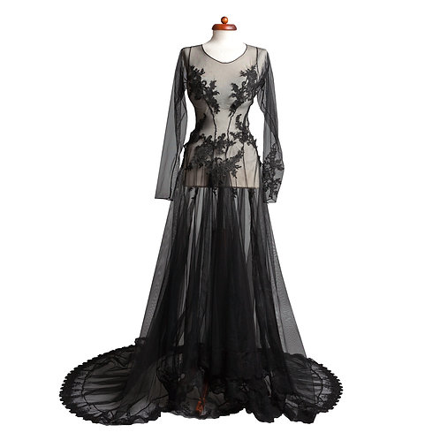 "Kleid ""Dark Queen"""