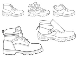 BELLOTA vectorial illustration