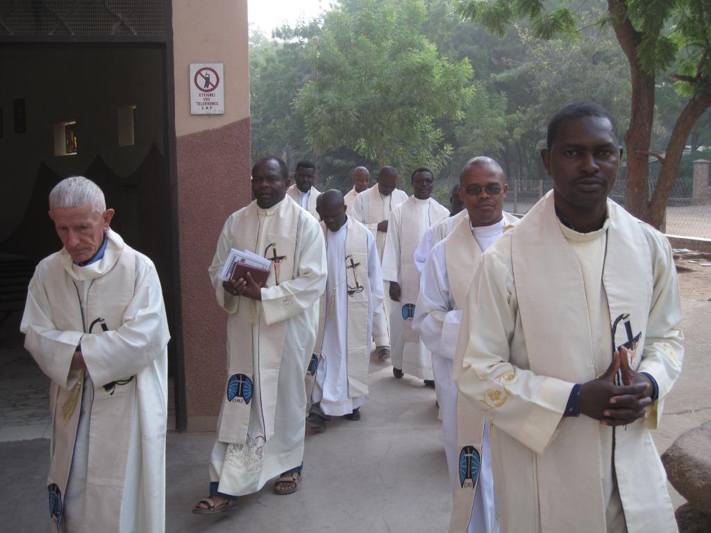 Messe d'ouverture assemblée