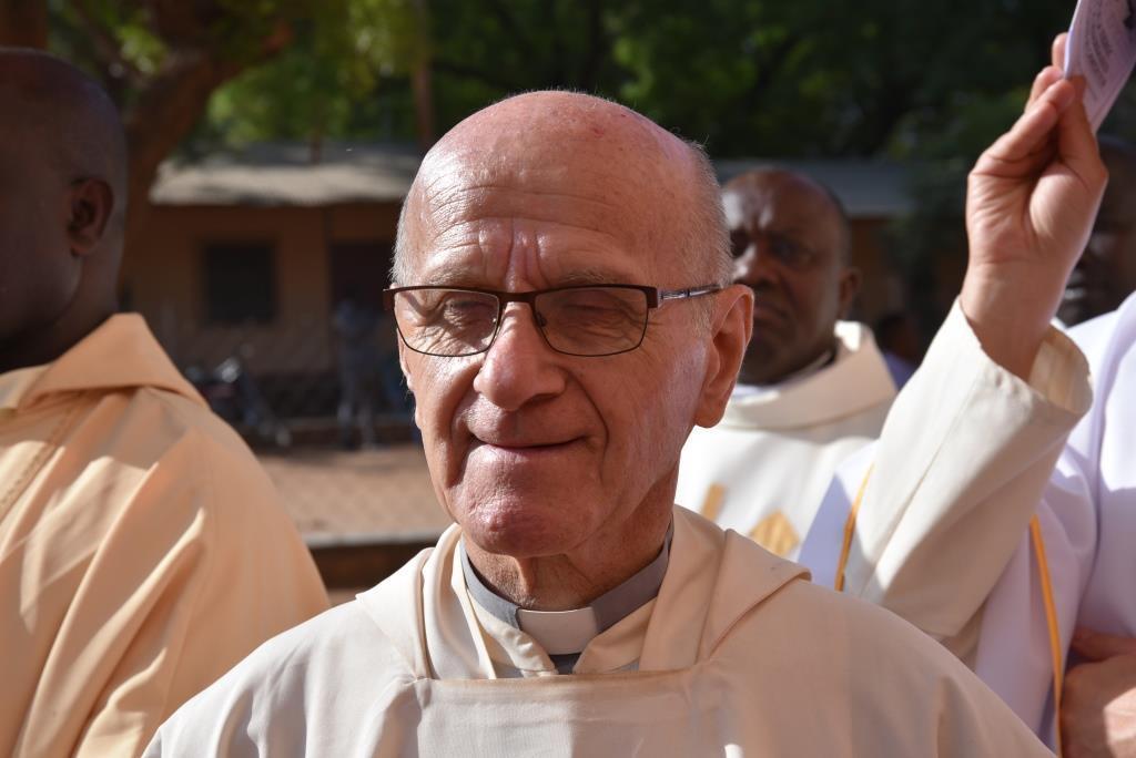 Père Alojzy CHROSZCZ