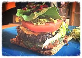 Nourish! Vurgers aka Veggie Burgers