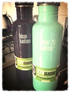 Liquid Green Challenge! Klean Kanteen