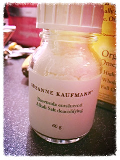 Liquid Green Challenge! Epsom Salt Baths