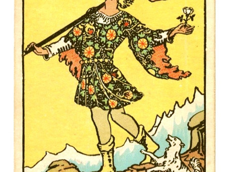 January; The Fool