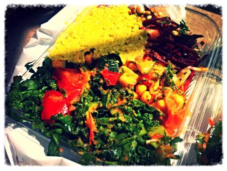 Vegan Meal Ideas; Lunch