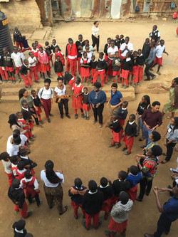 EA Partnering with Hesich Foundation to meet the needs of learners in Kisii in 2019