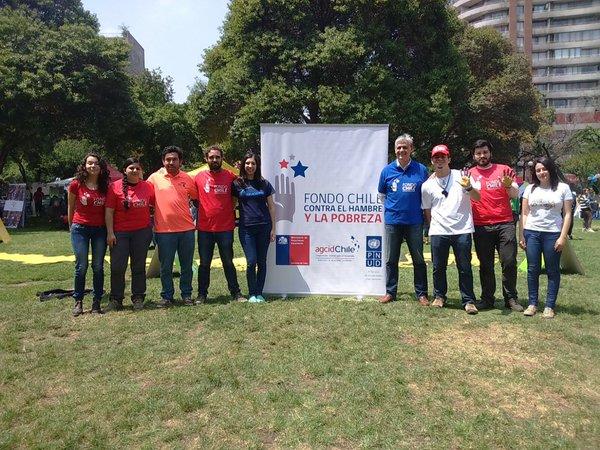 ¡Nos ganamos el Fondo Chile!