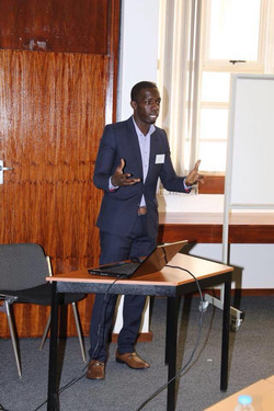 Speaker at International Education Seminar