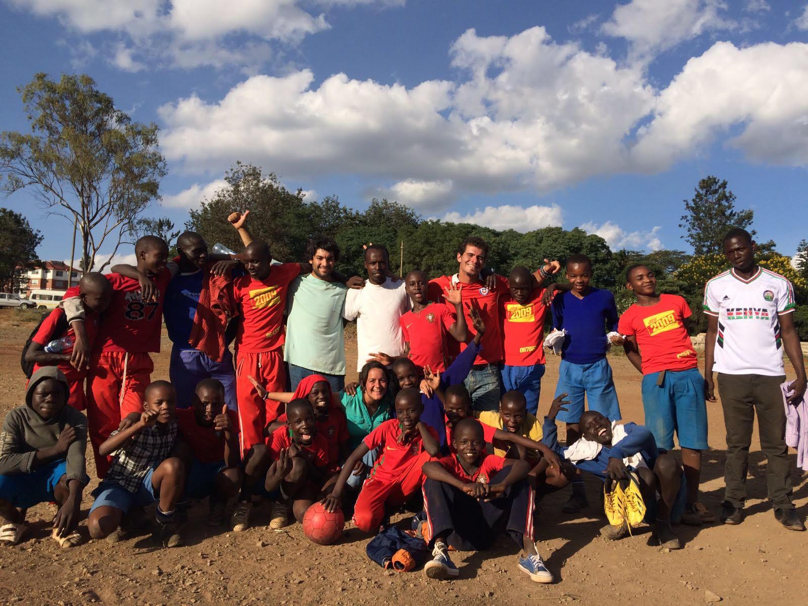 ¡Nuevo Fondo Chila para EducAfrica!