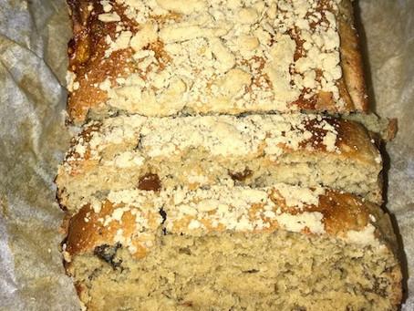 Gluten-Free Panetone Cake