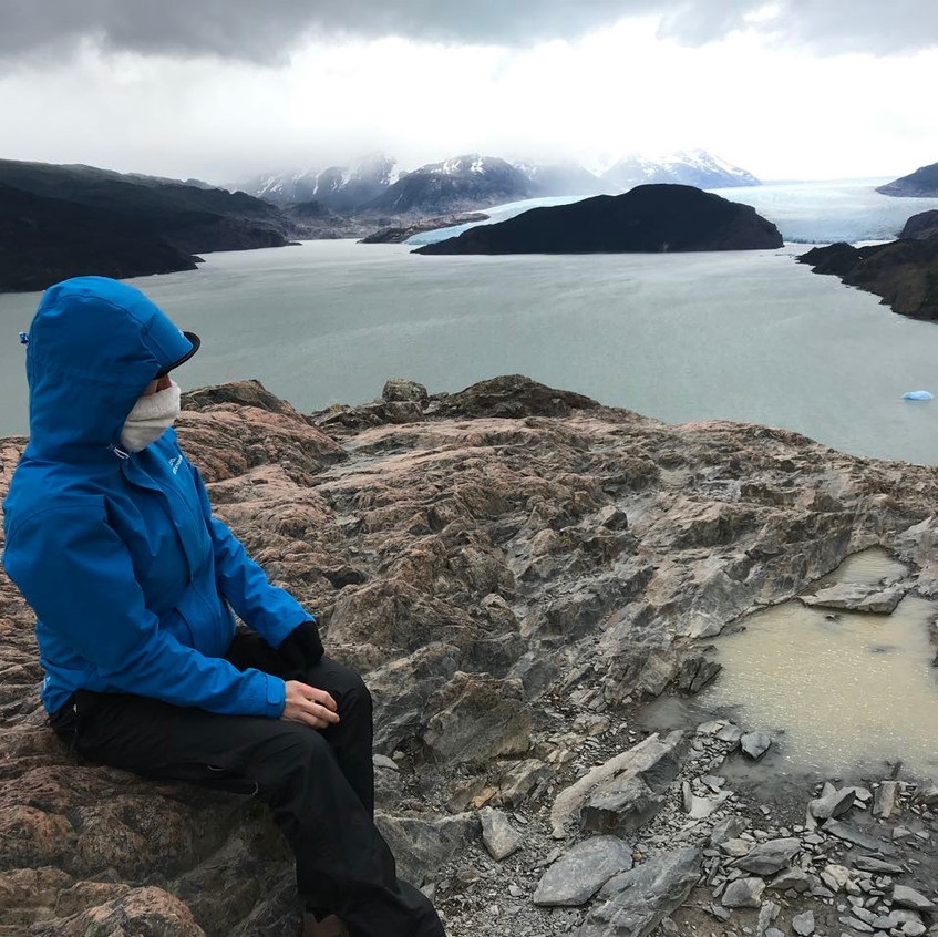 Glacier Grey, Patagonia, Chile,