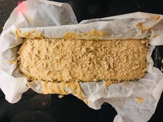 Croutoned ready to bake GF Panetone