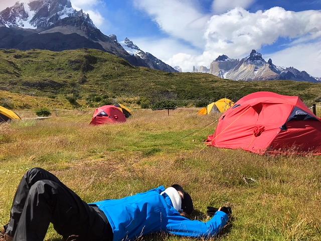 W Trek, Patagonia