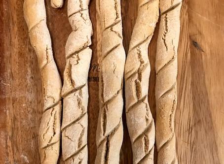 Gluten-free Bread Sticks