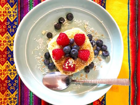 The GlutenFree Breakfast mystery resolved.