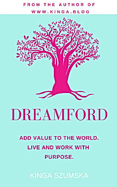 Dreamford, Book,  Kinga Szumska