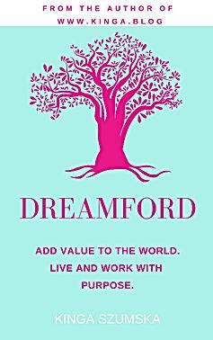 Dreamford, Book,  Kinga Szumska