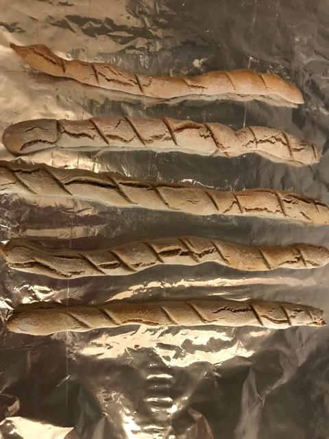 GF Bread Sticks