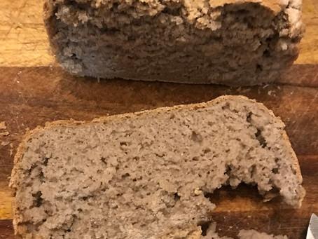 Gluten Free Bread- Yum Yum.
