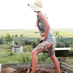 Composting! what are you doing to give b