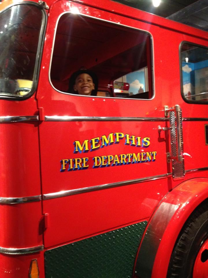 future fireman