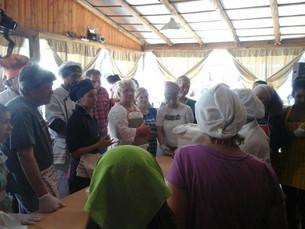 Se realizó a cupo completo la capacitación del Inta sobre dulces, mermeladas y almibarados