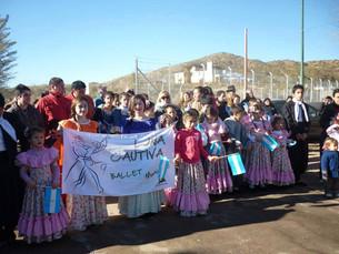 Domingo 26 de Julio: Bingo a beneficio de profesores del Ballet Luna Cautiva que viajan a Ecuador