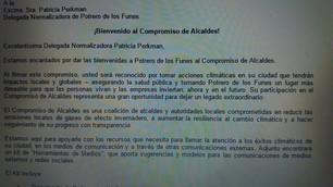 Potrero de los Funes se sumó al Compromiso de alcaldes y su adhesión confirmada